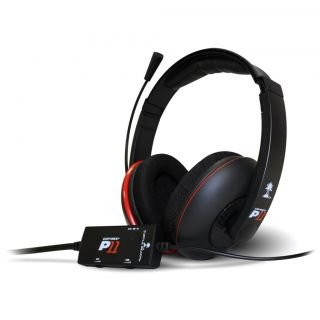 EAR FORCE AMPLIFIED GAMING HEADSET FOR PS3 PC MAC USB POWERED