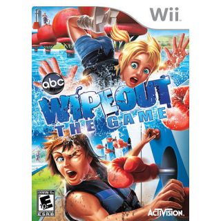 Wipeout The Game for Nintendo Wii