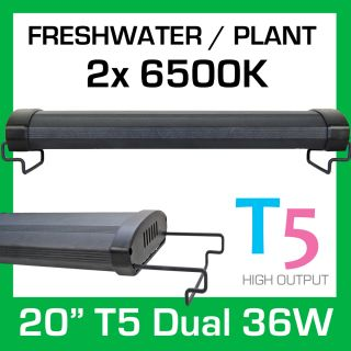 6500K Aquarium Light Plant Freshwater Tropical Fish Discus Tetra 36W