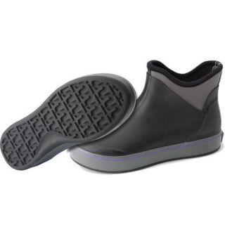 Muck Boots Mist Waterproof Lawn Garden Rain Ankle Boot Black Women