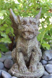 gargoyle statue garden great gift art gothic vintage brand new