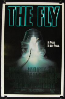 the fly 1986 jeff goldblum geena davis condition near mint condition a