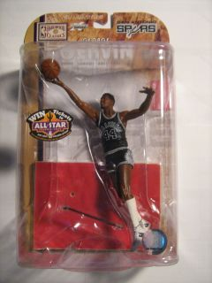 NBA Legends Series 4 George Gervin San Antonio Spurs 2008