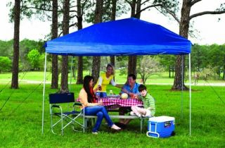 10 EZ Instant Straight Wall Pop Up Outdoor Canopy Tent Shelter