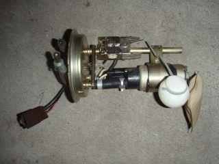 JOHN DEERE 445 garden tractor Fuel pump sending unit