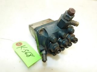 G5200 Tractor D600 14HP Diesel Engine Fuel Injection Pump