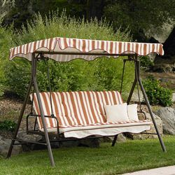 Home Trends Park Lake Replacement Swing Canopy