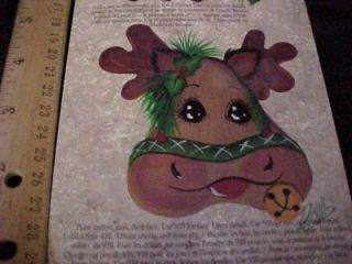 Donna Dewberry Reusable Teaching Guide Moose RTG New
