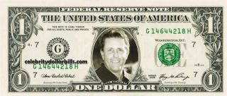 Phil Mickelson 1 PGA Dollar Bill Uncirculated Mint US Currency Cash