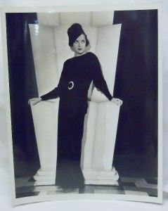 Vintage 1933 Photograph of The Actress Susan Fleming