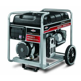 New Briggs Stratton Portable Gas Generator
