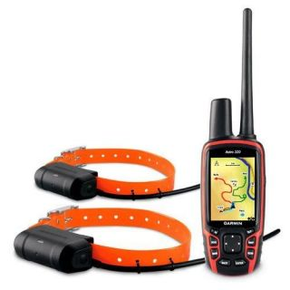 Garmin Astro 320 GPS  Dog Tracking System with 2 DC 40 COLLARS  SHIPS