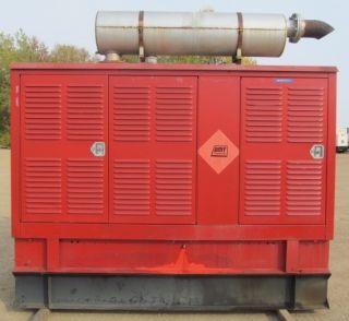 DMT John Deere Diesel Generator Genset 618 Hours Load Bank Tested