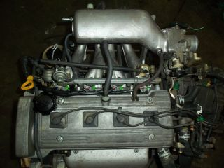 Toyota Corolla Geo Prizm JDM 7A FE 1 8L Engine 7AFE Motor Coil Type 1