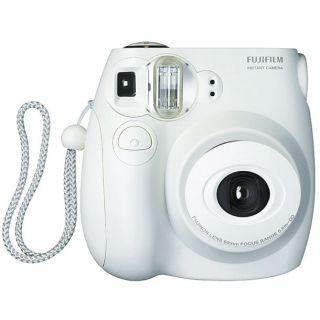 Fujifilm Instax mini 7s (White) Instant Film Camera NEW