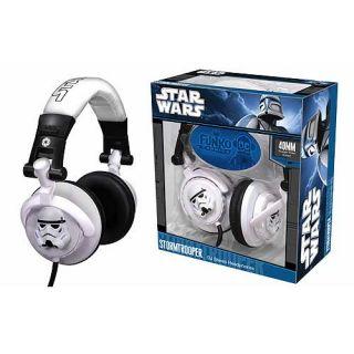 Funko Tronics Star Wars Stormtrooper DJ 40mm Headphones