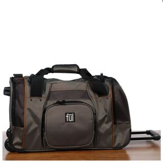 Ful 21 Carry on Luggage Rolling Wheeled Duffel Bag