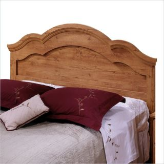 South Shore Prairie Full / Queen Pine Finish Headboard