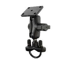 Garmin Zumo 450 500 550 Mounting Bracket Power Cable Short U Bolt RAM