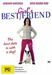 Girls Best Friend New PAL Cult DVD Janeane Garofalo