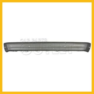 84 85 Ford Ranger Bronco 2 Front Bumper Face Bar Silver New