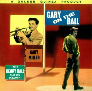 Gary on The Ball Gary Miller Vinyl LP Album Record UK GGL0171 Golden