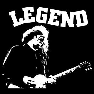 Gary Moore Homage T Shirt Thin Lizzy T Shirt