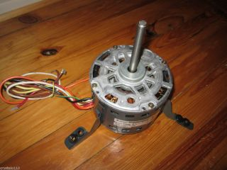 GE 5KCP39HG Upflow Furnace Fan Motor 1 3 HP 115V 1075 RPM Dual Speed