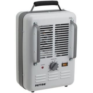 PATTON WORKMAN HEATING SYSTEM UTILITY GARAGE PORTABLE HEATER NO