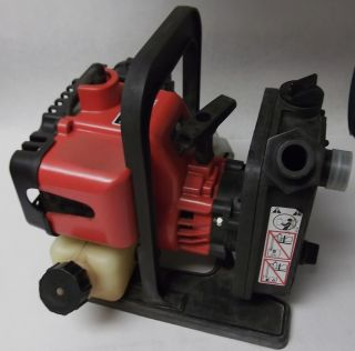 Homelite Gas Powered Home Basement Water Pump AP 125