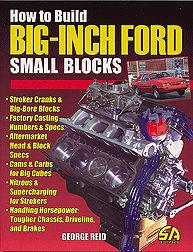 how to build big inch ford small blocks by george reid have you been