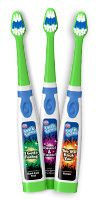 BIG TIME RUSH IF I RULED THE WORLD Spinbrush Musical Toothbrush Tooth