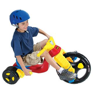 NEW Yerf Dog Big Wheel Tricycle Ages 7 14 for older Kids Suspension