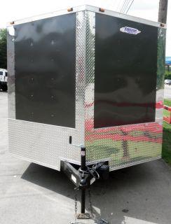 New 8 5 x 18 Enclosed Custom Trailer Bike Car Hauler GR