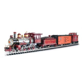 Bachmann 90055 G Pioneer RTR Large Scale Train Set