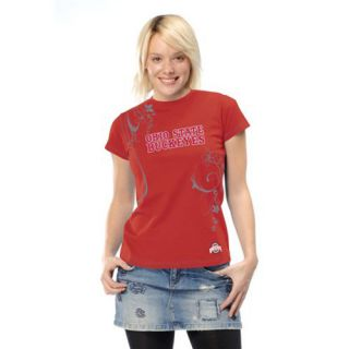 Ohio State Buckeyes Womens Fashion T Shirt by GIII XS