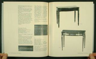 The Work of Many Hands, Card Tables in Federal America 1790 1820""