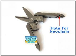 Gerber Solstice Pocket Scissor & multifunction Keychain Tools model 22