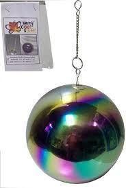 VCS Gazing Ball Hanger Clip 8 20 Stainless Steel Globe