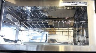 profile 1 7 cu ft convection microwave oven jvm1790sk stainless
