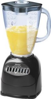 New Oster 6706 6 Cup Plastic Jar 10 Speed Blender Black