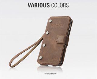 Galaxy Note Case Mobile Phone ZENUS Prestige Vintage Case