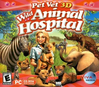 Pet Vet 3D Wild Animal Hospital PC Game Play Doctor New