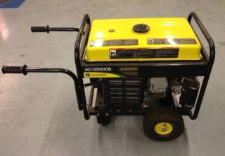 John Deere AC G5000S 5000 Watt Generator