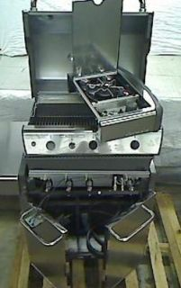 Weber 6670001 Genesis S 330 Natural Gas Grill, Stainless Steel