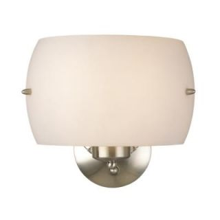 George Kovacs Brushed Nickel Wall Sconce P582 084