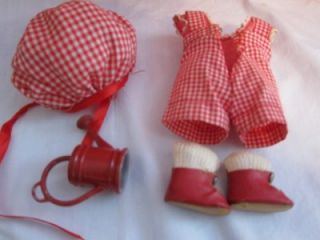 Vintage Vogue Ginny 1950 Susie (Gardner Girl)$8 4E Complete outfit