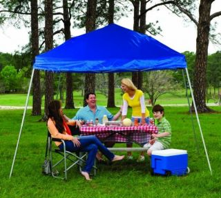 10 EZ Instant Slant Wall Pop Up Outdoor Canopy Tent Shelter