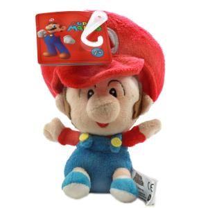 Global Holdings Super Mario Plush 5 Baby Mario