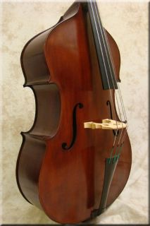 Thomas and George Martin 3/4 English Double Bass Upright Bass
